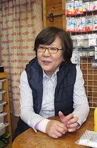 森田裕子さん