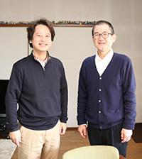 門司修さんと柴山弘文