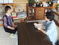 海野勝子さんの体験談