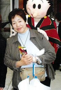 津留由美子さんの体験談