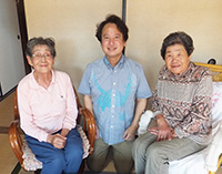 和泉さん、前田さん、柴山弘文
